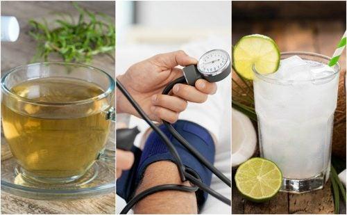 5 remedios naturales para controlar la presión arterial baja