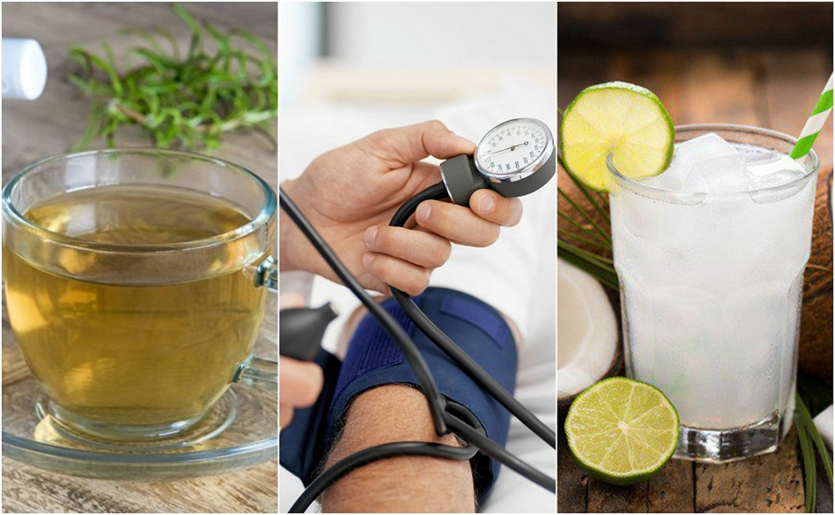 presión arterial saludable en el cuerpo