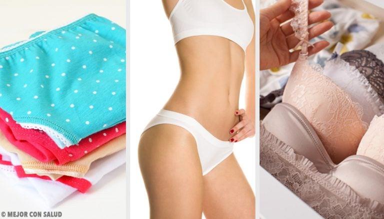 5 tipos de ropa interior que te ayudan a mejorar tu salud