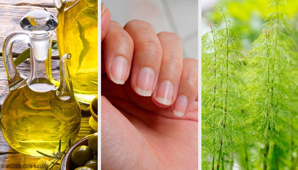 5 trucos para fortalecer uñas débiles
