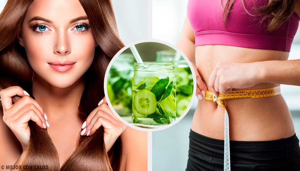 6 beneficios del jugo de pepino