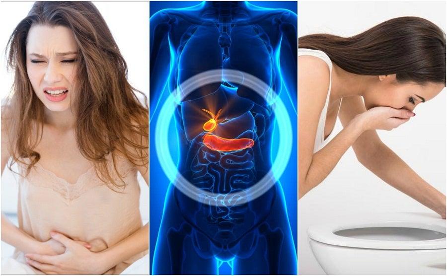 6 señales que te alertan problemas en la vesícula biliar