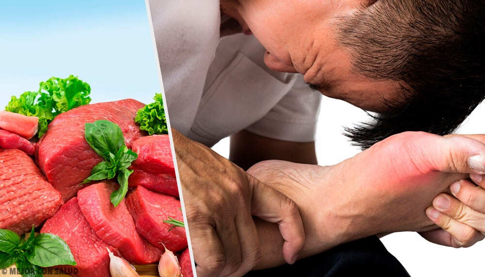 7 alimentos que aumentan el ácido úrico
