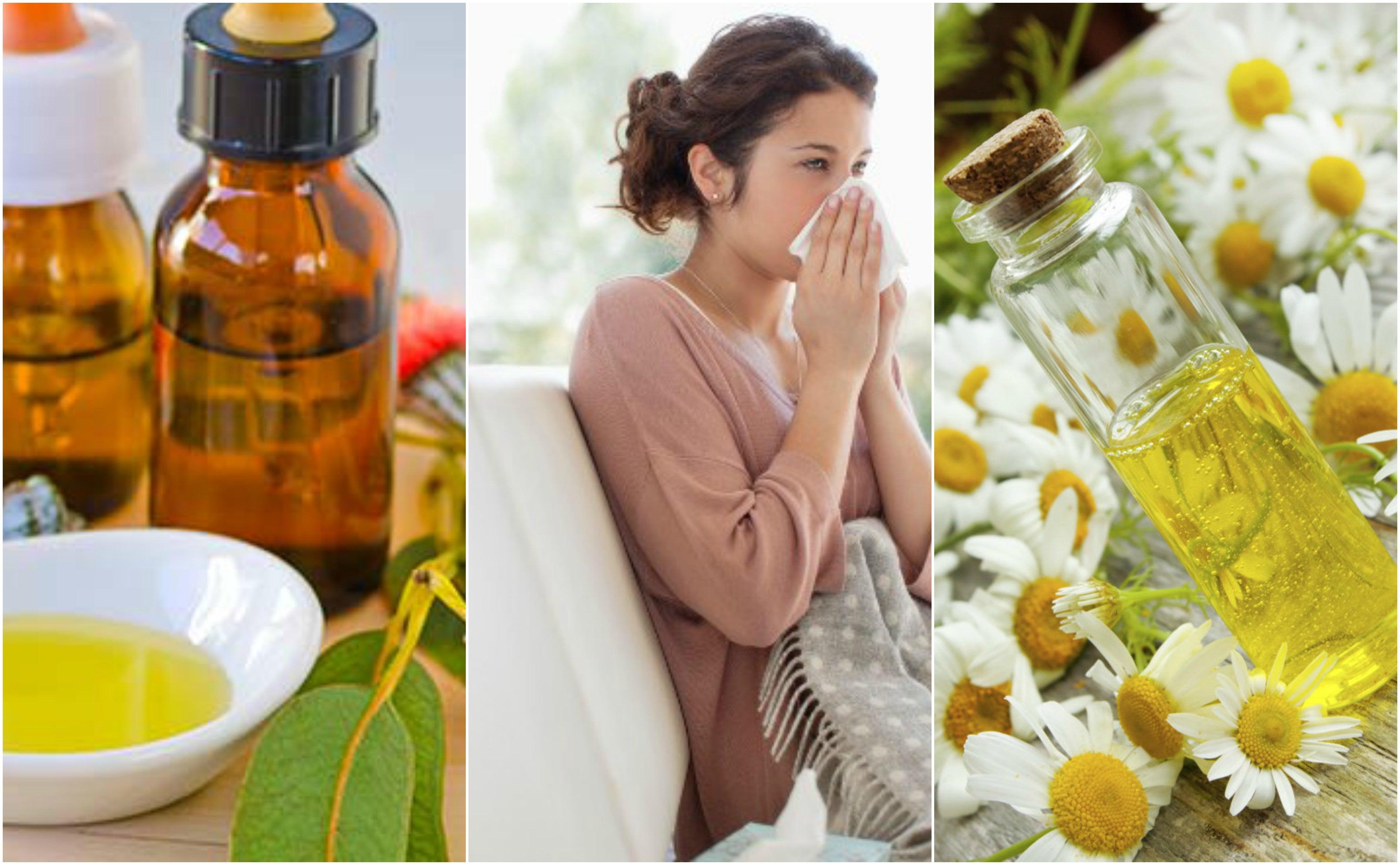 7 aceites esenciales que te ayudan a tratar las infecciones respiratorias