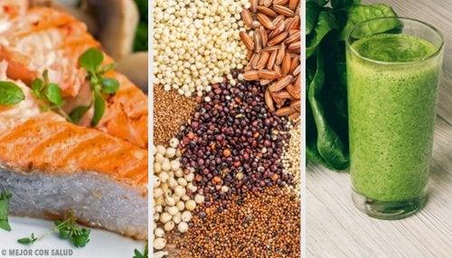 7 alimentos que aumentan la leptina
