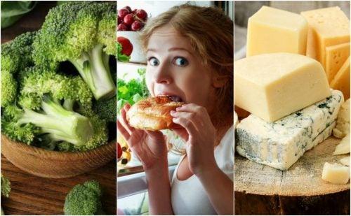 7 alimentos que no te conviene ingerir en la noche