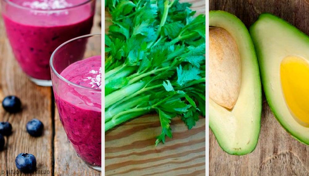 7 antiinflamatorios naturales que debes conocer
