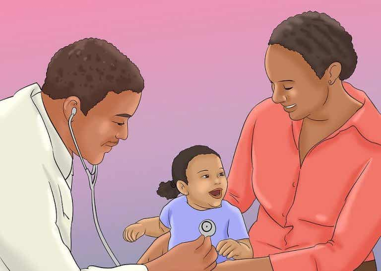 7 señales de que debes llevar tu bebé al doctor
