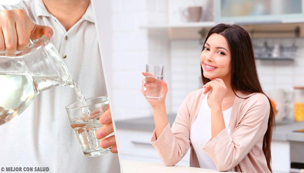 8 consejos para beber más líquidos