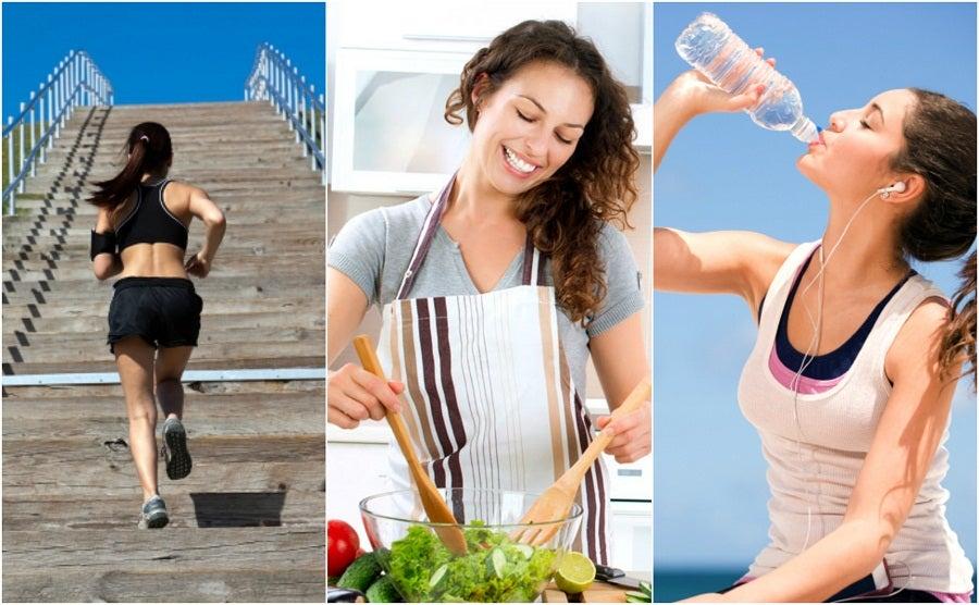 8 pequeños cambios que puedes hacer para mejorar tu salud