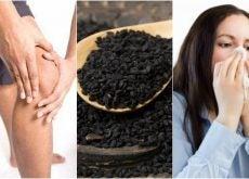 8 propiedades curativas de las semillas de comino negro
