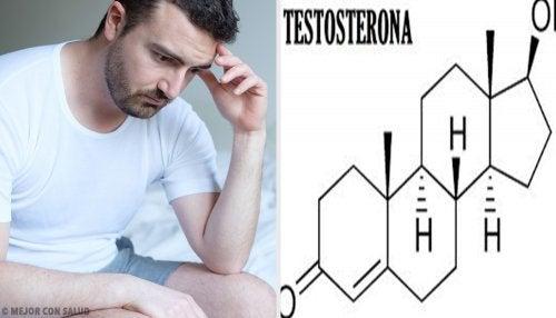 Síntomas de la testosterona elevada en los hombres