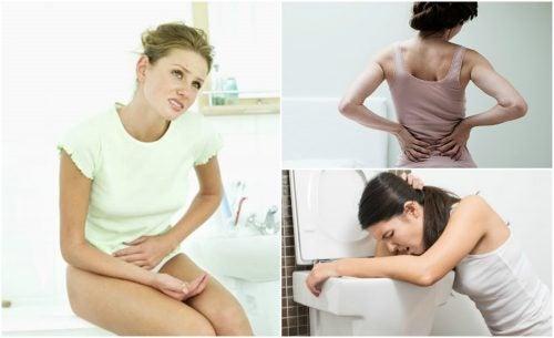 8 síntomas que te pueden alertar de cálculos renales