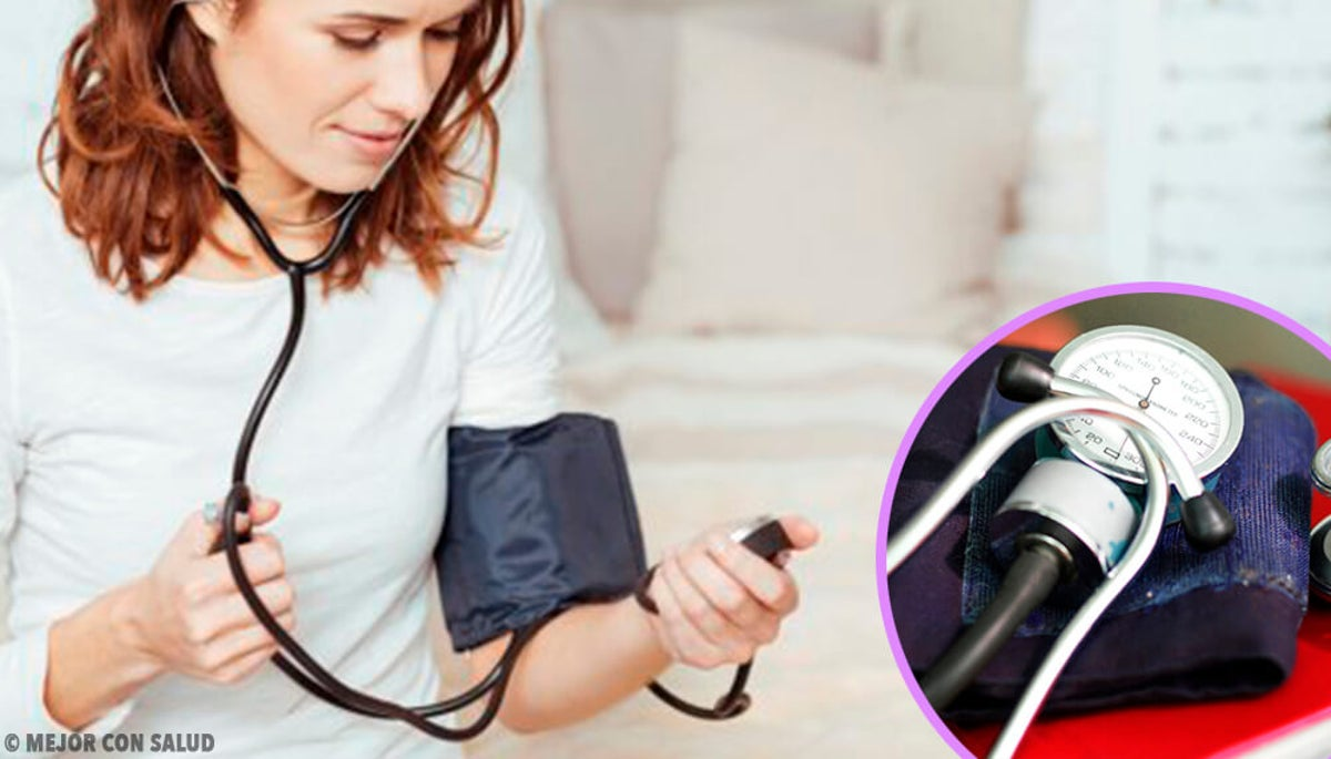 Presión arterial alta mientras está de pie