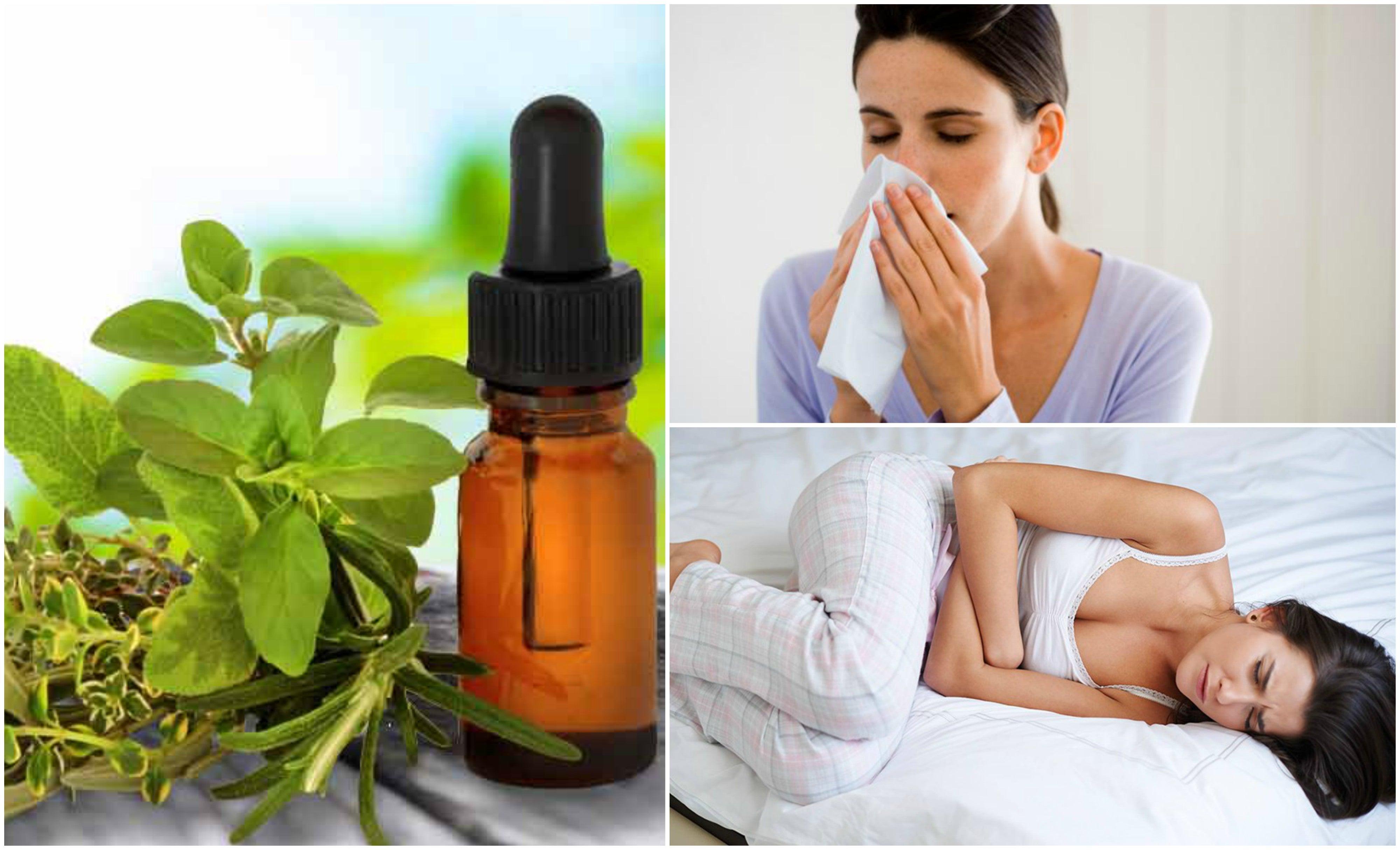 8 usos medicinales que le puedes dar al aceite de orégano