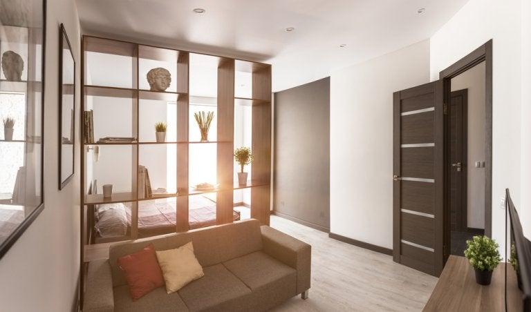 9 separadores de ambientes para tu hogar