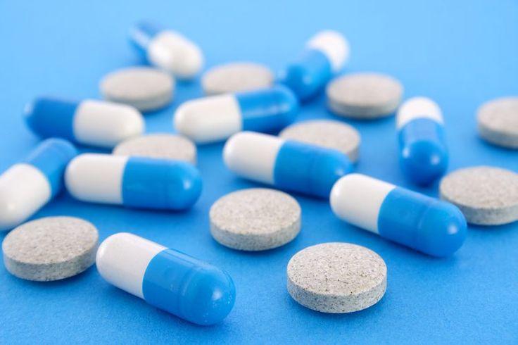 Ejemplo de amoxicilina en tabletas
