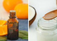 Aceite nutritivo de coco y cítricos para una piel más suave