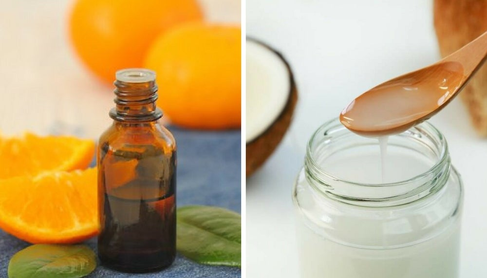 Aceite nutritivo de coco y cítricos para una piel más suave, luminosa y sin manchas