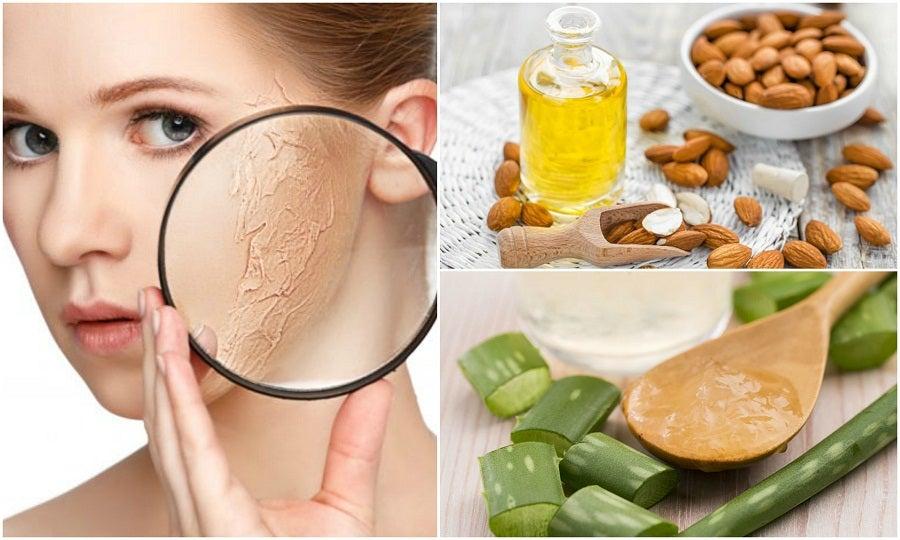 Alivia la sequedad de tu piel con 6 ingredientes naturales