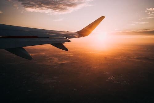 estrés y malestar en el avión