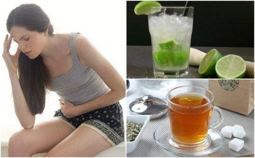 Cómo combatir las flatulencias con 5 remedios naturales