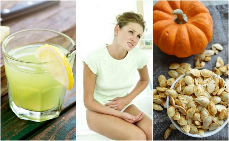 Cómo combatir las lombrices intestinales con 5 remedios naturales