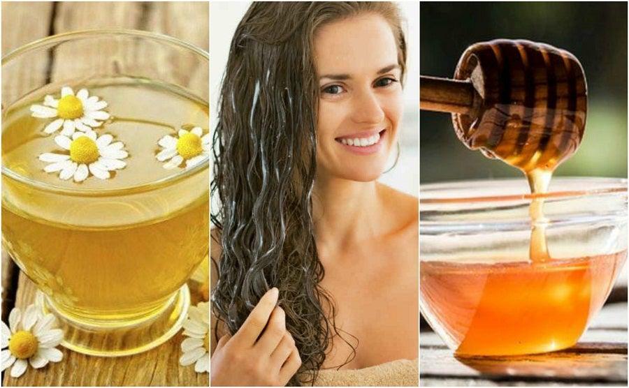 Cómo decolorar tu cabello con 5 remedios naturales