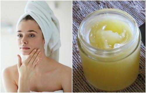 Cómo hacer una crema hidratante de cera de abejas y aceite de oliva