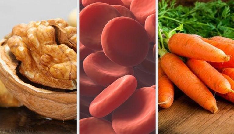 ¿Cómo incrementar los glóbulos rojos en la sangre?
