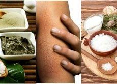 Cómo preparar 5 exfoliantes naturales para combatir los granitos en los brazos