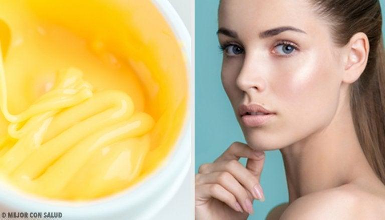 Cómo preparar 5 mascarillas faciales con mantequilla. ¡Increíble!