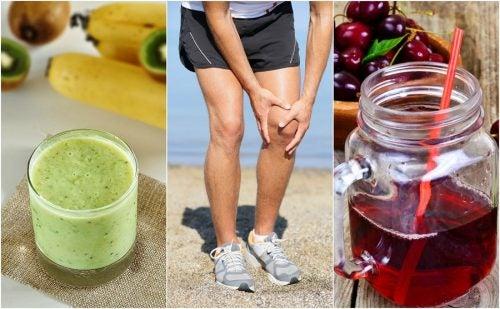 Cómo prevenir los calambres musculares con 5 remedios de origen natural