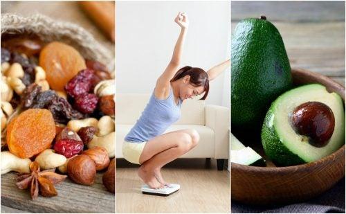 aumentar de peso de manera saludable