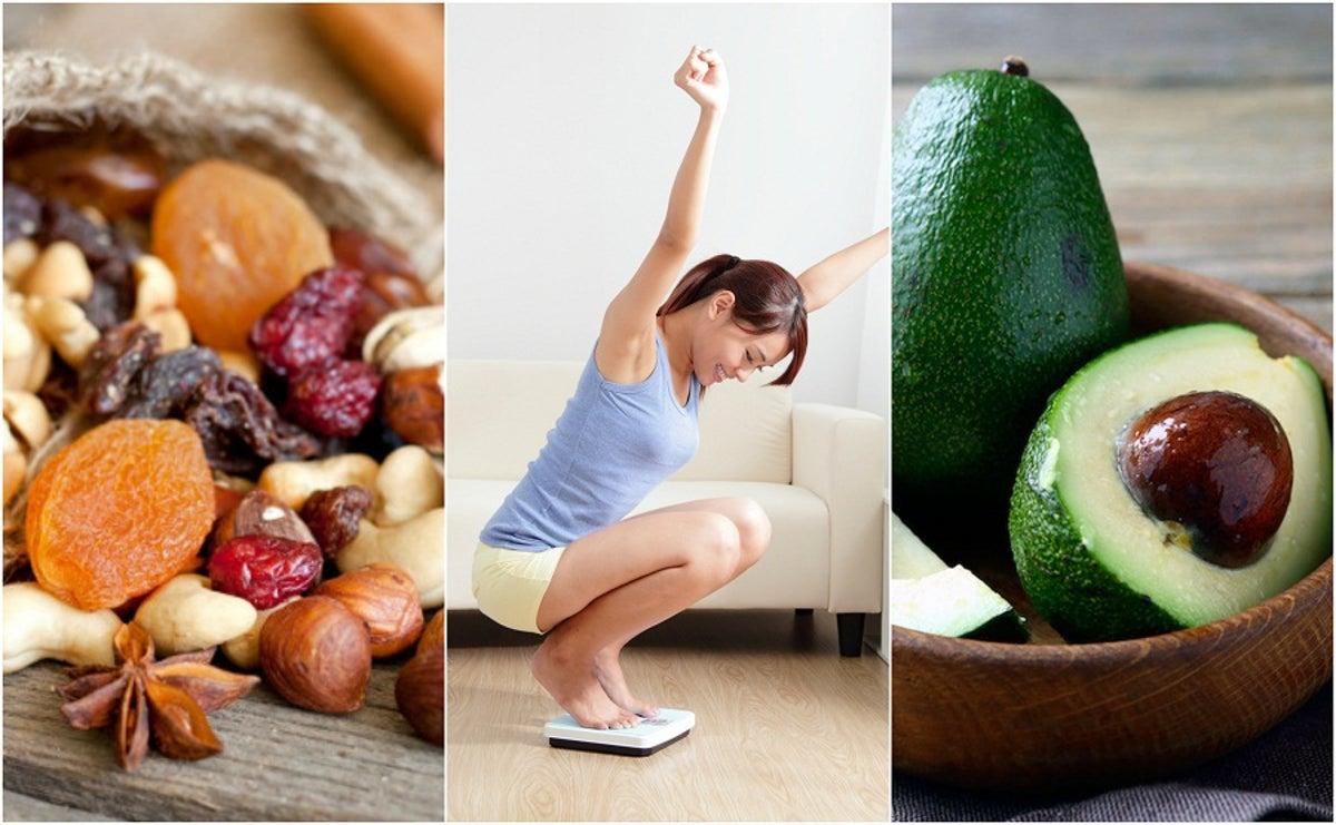 alimentos altos en calorías y ricos en nutrientes para subir de peso