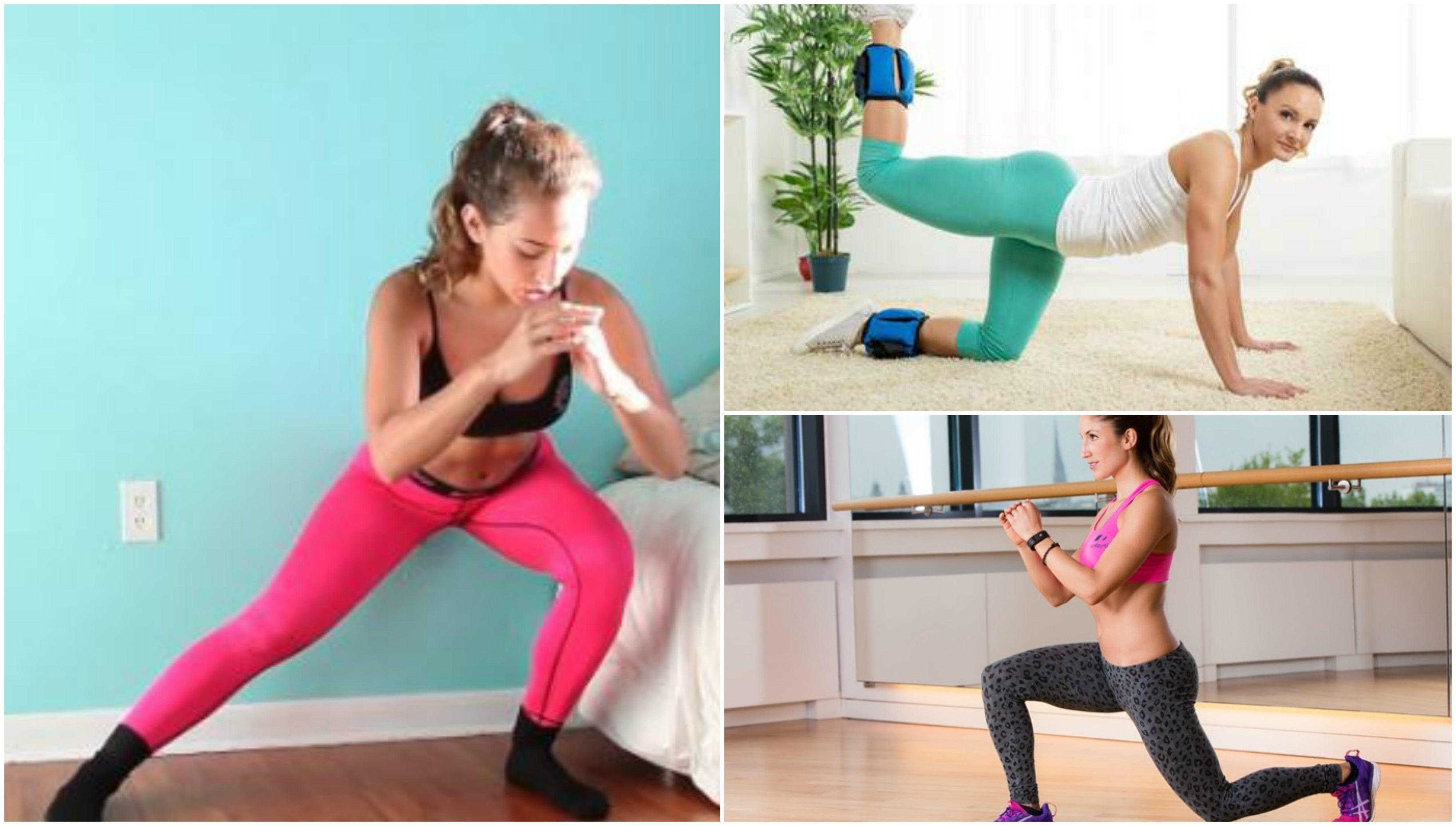 Cómo tonificar tus glúteos en casa con 5 simples ejercicios