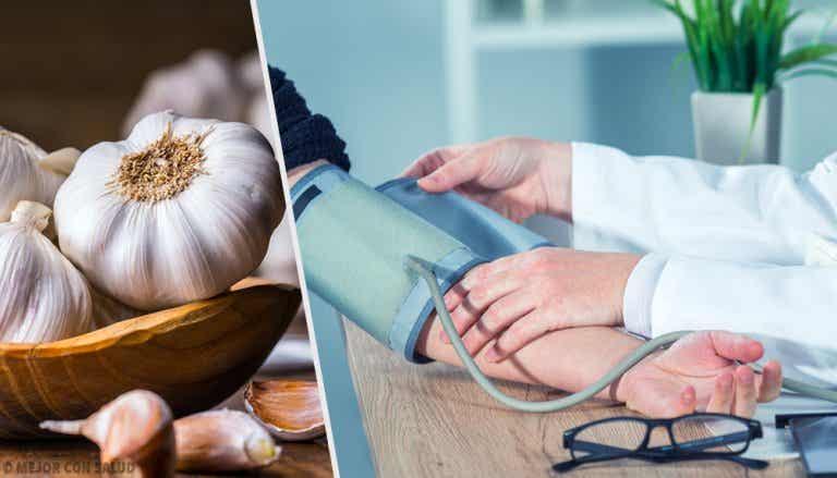 Cómo usar el ajo y otros productos naturales para la tensión alta