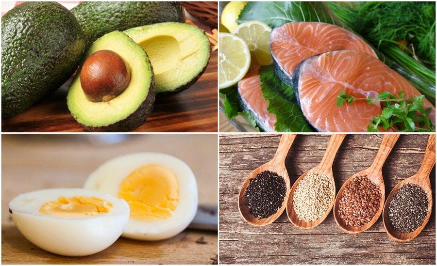 Consume grasas saludables añadiendo estos 6 alimentos en tu dieta