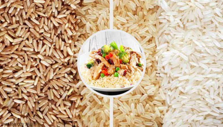 Recetas de arroz con verduras y chía