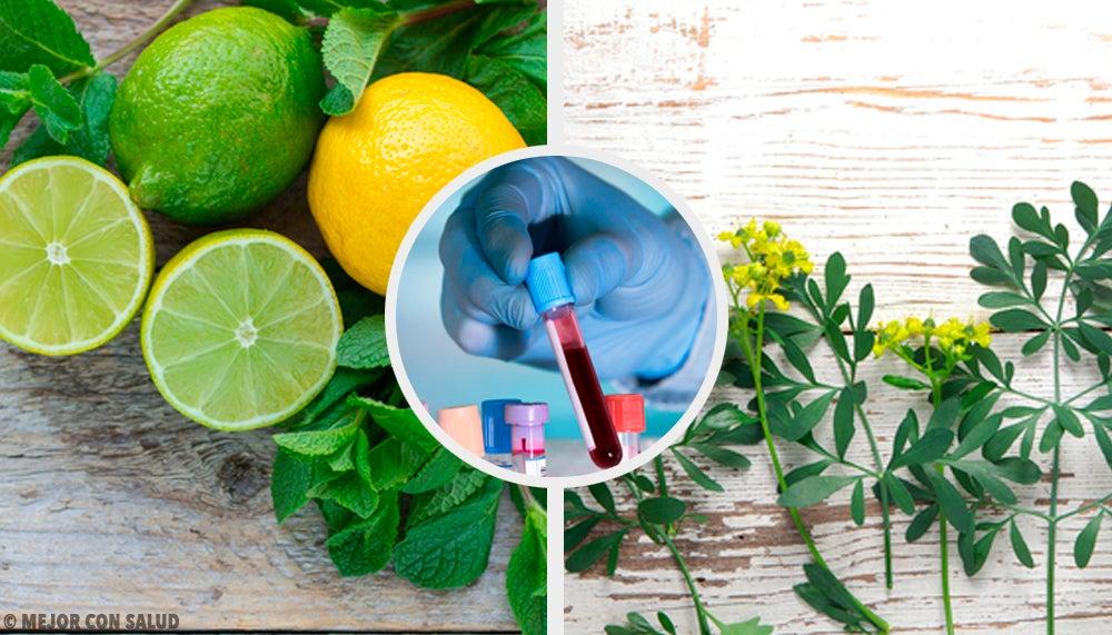 Descubre el carrulim, el remedio para limpiar la sangre con ruda y limón