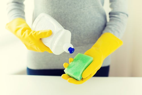 Detergente para lavar platos