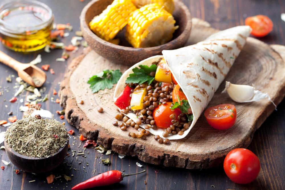 Dieta vegana o dieta vegetariana