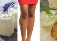 Dile adiós a las manchas en las rodillas con estos 5 tratamientos caseros