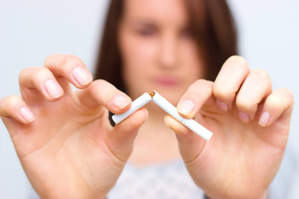 Evita los hábitos nocivos