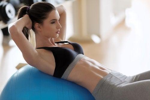 Abdomen perfecto con solo 15 minutos de ejercicios