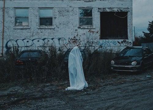 pesadilla con fantasma