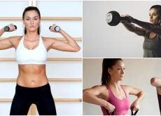 Fortalece tus hombros con estos 6 ejercicios