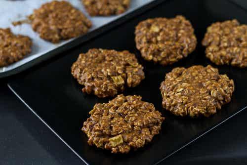 Recetas de galletas caseras originales y nutritivas