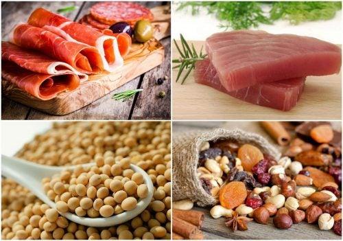 Incrementa tu consumo de proteínas añadiendo estos 7 alimentos en tu dieta