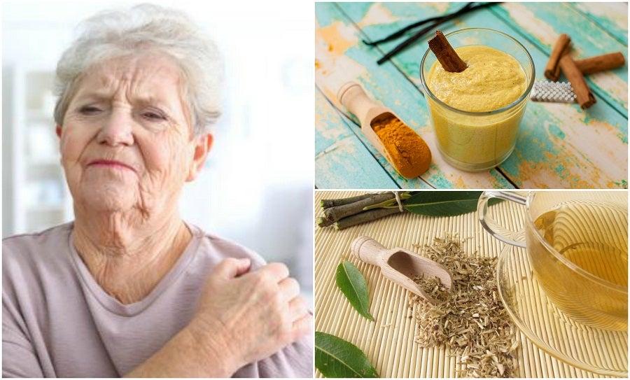 Los 6 mejores remedios naturales para calmar el dolor de la artritis